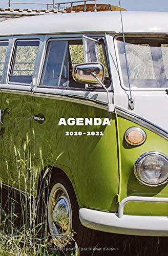 Agenda 2020 2021: Début juillet 2020 à fin juillet 2021 ... - Amazon.fr