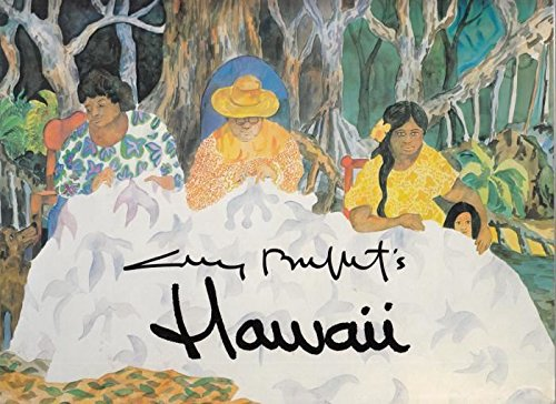 Guy Buffet's Hawaii: Twenty Four Original Watercolors Reproduced for Framing