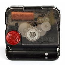 12888 Clock Accessory Quartz Movement 6mm White Screw Plastic Sweep Movement