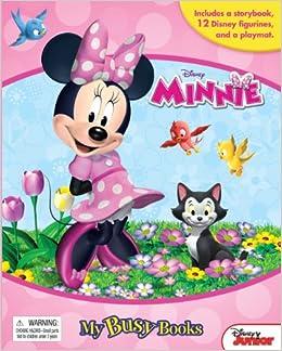 Disney Minnie My Busy Books: Phidal Publishing Inc