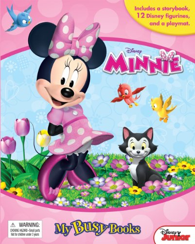 Disney Minnie My Busy Books
