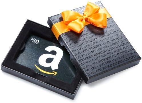 Amazon.com: Amazon.com - Tarjeta de regalo de 50 dólares en ...