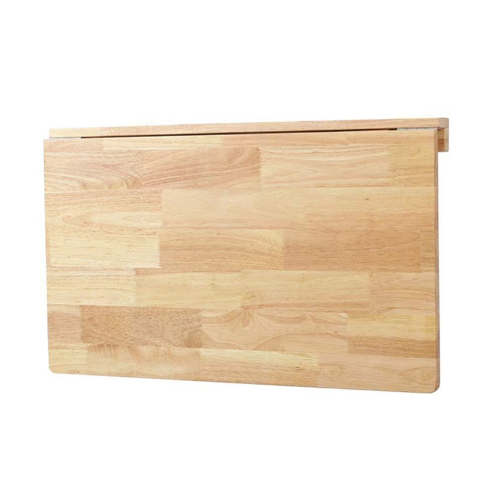 60  40 cm Tabelle CZZ Klappbarer Computertisch Wandmontage Aus Gummi Holz Für Kinder Schreibtisch Esstisch Wandbehang