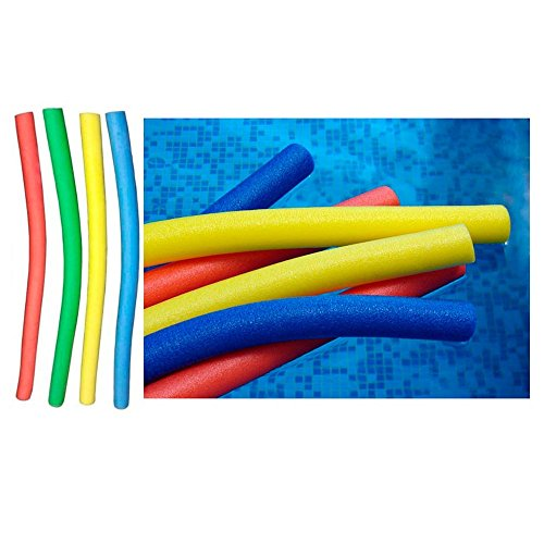 1 swimming floating pool foam noodle swim noodles water float floatie crafts buy online in uae for Swimming pool water delivery cost