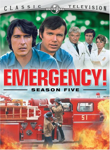 Emergency! Season Five by Emergency