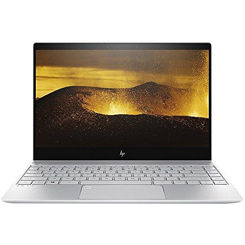 HP ENVY 13-inch Laptop, Intel Core i7-8550U, 8GB RAM, 256GB solid-state drive, Windows 10 (13-ad120nr, Silver)