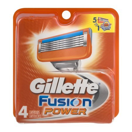 [4 pcs 5 layers Men Shaving Razor Blades for Gillette Fusion Refills Cartridge] (Alice In Wonderland Halloween Costumes Ebay)