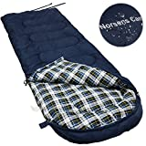 Norsens-Flannel-Lightweight-Camping-Backpacking-Sleeping-Bag-Fits-up-to-65-0-Celsius-Degree-Sleeping-Bags-for-Adults