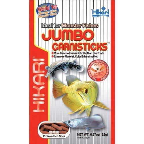 Hikari Usa Inc AHK21628 carnivoreivore Sticks Jumbo 6.37Ounce by Hikerman 99020262