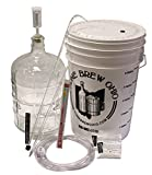 Wine Making Equipment Kit - Glass 3 Gallon