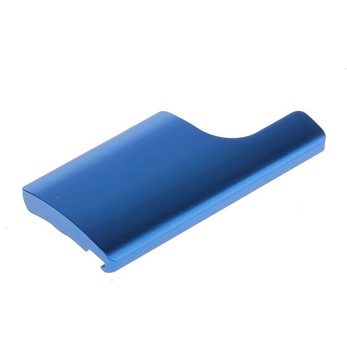 Cerradura de la Carcasa Resistente al Agua Reemplazo Accesorios para GoPro Hero 3 + / 4 - Azul