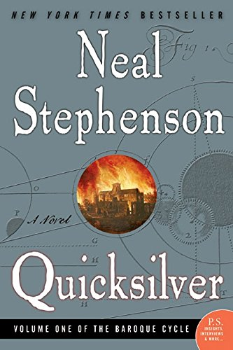 Quicksilver (The Baroque Cycle, Vol. 1)