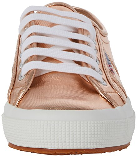 Gold Women's Rose Cotu Sneaker Superga 2750 w4XFcq