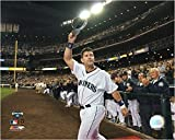 "Edgar Martinez Seattle Mariners Final MLB Game Photo (Size: 8"" x 10"")"
