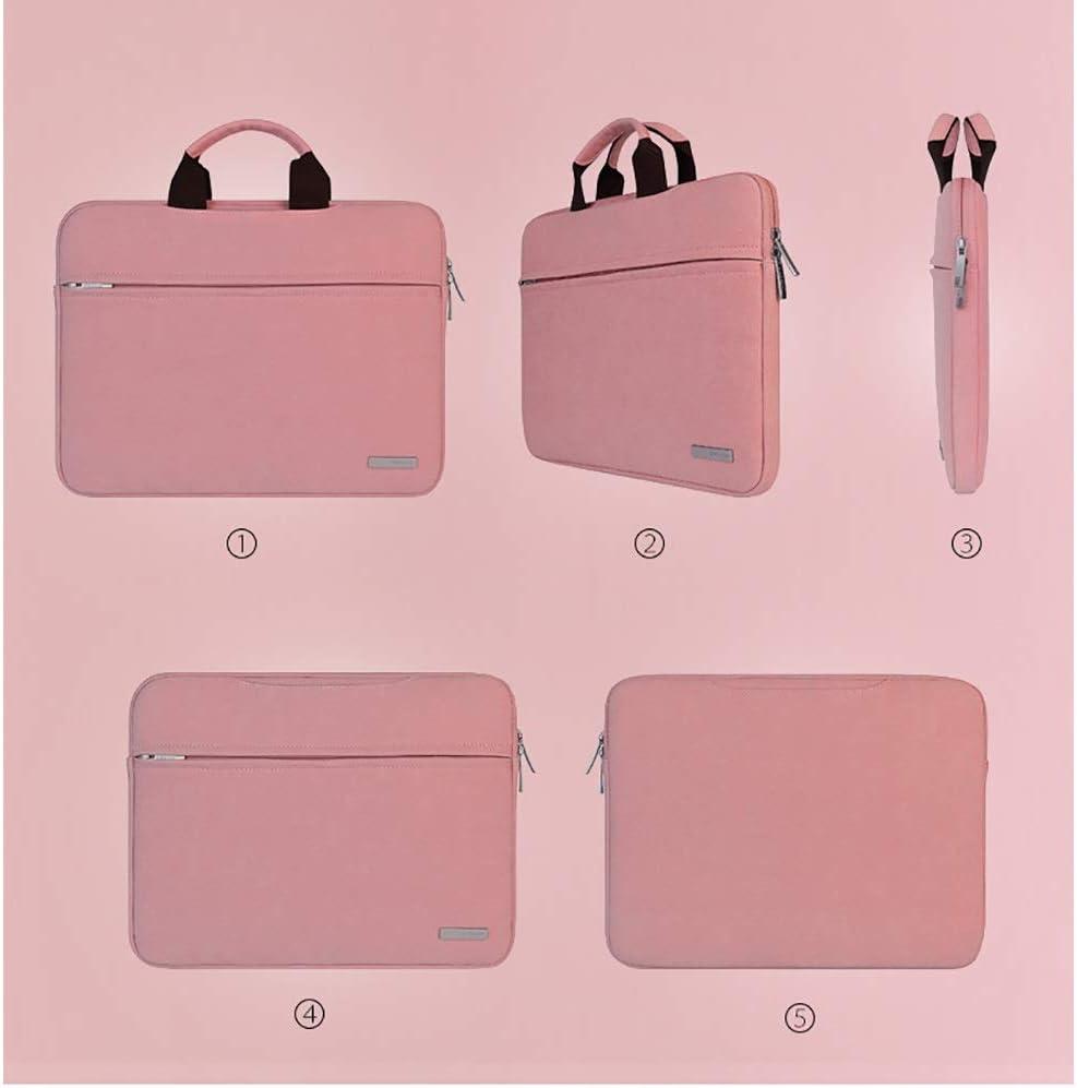 Balalafairy-bri Men Laptop Briefcase Bag Bussiness Carrying Sleeve Case Protector for Women Men Notebook Bag Computer Bag Handbag Bag Package Business Package 1314 Inch Work Shoulder Bag