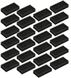 24-Pack Reusable CPAP Foam Filters - CPAP Filters Compatible With Philips Respironics M Series, PR System One and SleepEasy Series - Made in the USA - By Impresa Products