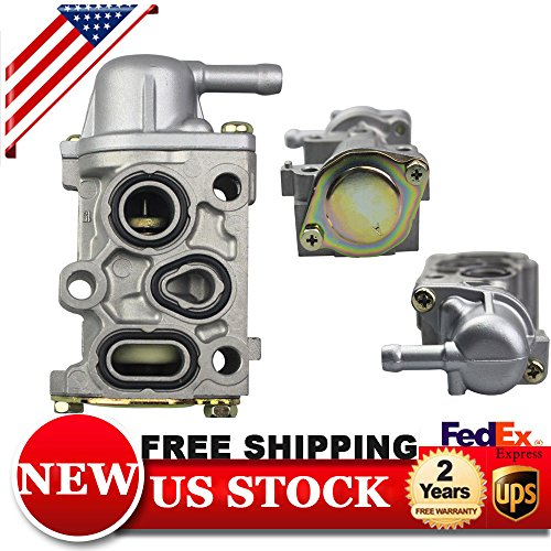- Idle Air Control Bypass Valve Assy FITV IK7 Fits for Honda Accord CRV Prelude IACV