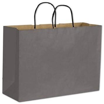 Amazon.com: 250 bolsas de la compra Kraft, bolsas mecánicas ...