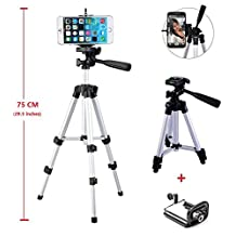 Middle Aluminum Camera Tripod Monopod Mount Holder for iPhone 6 plus,iPhone 6