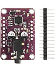 MYBOON CJMCU-1334 DAC Module UDA1334A Stereo Decoder Board I2S Interface for 3.3V to 5V Decoder Module