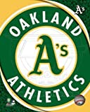 2011 Oakland A's Team Logo Photo Print (8 x 10)