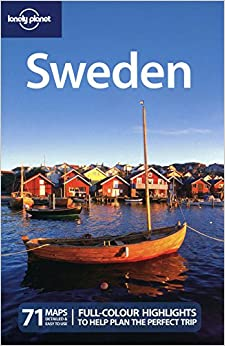 Lonely Planet Sweden Becky Ohlsen Cristian Bonetto - Sweden map lonely planet