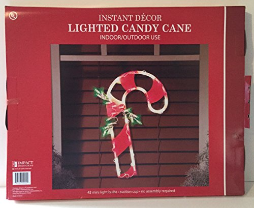 Lighted Candy Canes For Outdoors in US - 9