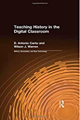 Teaching History in the Digital Classroom Hardcover