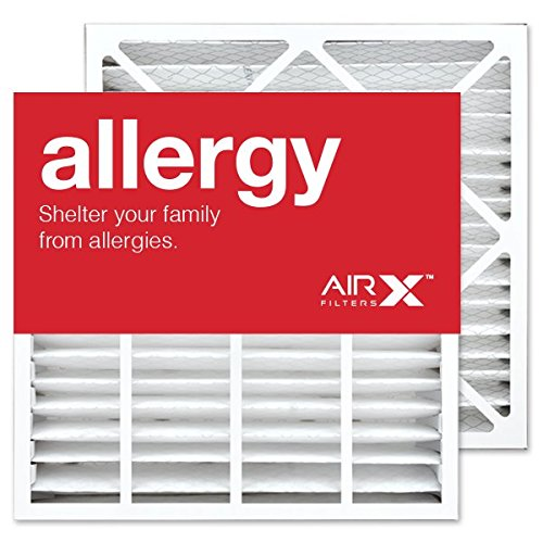(AIRx Filters Allergy 19x20x4 Air Filter MERV 11 Replacement for Bryant Carrier FAIC0021A02 FILBBFNC0021 FILCCFNC0021 to Fit Media Air Cleaner Cabinet Bryant Carrier FNCCAB-0021 FNCCAB0021, 2-Pack)