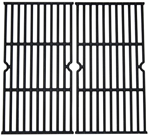 Music City Metals 63172 Matte Cast Iron Cooking Grid Repl...