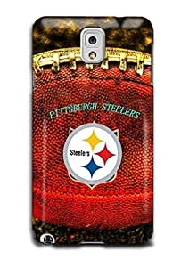 Tomhousomick Custom Design The NFL Team Pittsburgh Steelers Case Cover For Samsung Galaxy Note3 N9000 Personality Phone Cases Covers