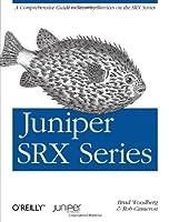 Juniper SRX Series Front Cover
