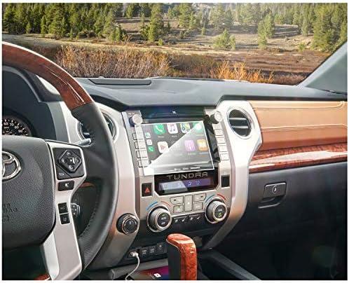 Wonderfulhz スクリーンプロテクター 2020 トヨタ タンドラ、トヨタ タンドラ 8インチタッチスクリーン、アンチグレア傷、耐衝撃、プレミアム強化ガラス