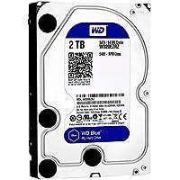 WD Blue WD20EZRZ-20PK 2 TB 3.5 Internal Hard Drive