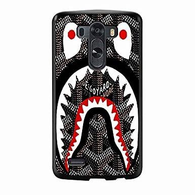 Shark Bape Goyard Case Lg G4 by Glemcase