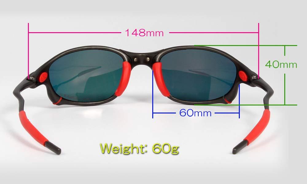 Gafas de Sol para Deportes con Marco de aleación de Aluminio ...