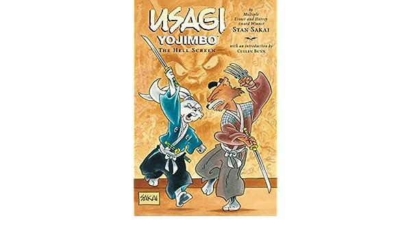 Usagi Yojimbo Volume 31: The Hell Screen (English Edition ...