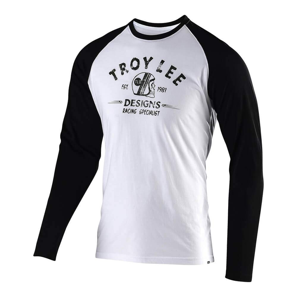 Troy Lee Designs Mens Racing Specialist L//S Shirts