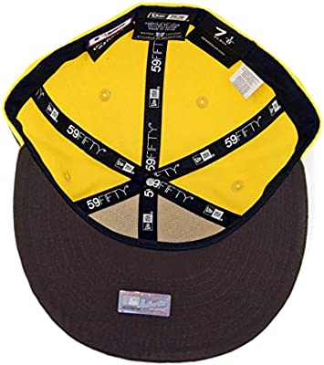 a571e58e New Era 5950 San Diego Padres Players Weekend 2018 Fitted Hat (YL/DB) MLB  Cap