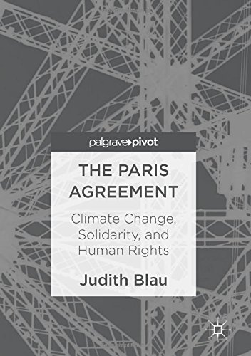 The Paris Agreement: Climate Change, Solidarity, and Human Rights