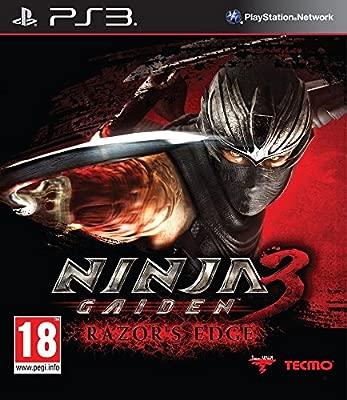Ninja gaiden sigma 3 p3 nf [Importación francesa]: Amazon.es ...