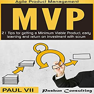 Minimum Viable Product with Scrum Audiobook