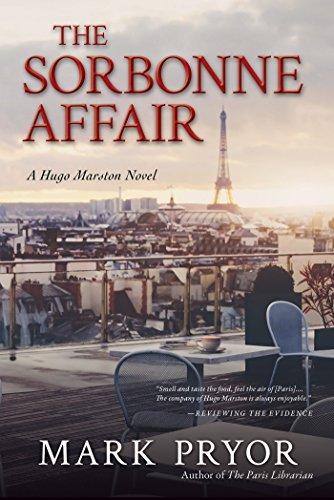 The Sorbonne Affair: A Hugo Marston Novel [Mark Pryor] (Tapa Blanda)