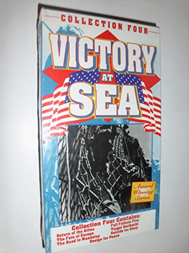 Victory At Sea Collection Four VHS -