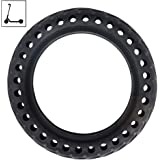 OTBBA Solid Tire Replacement for Electric Scooter Xiaomi Mi m365 / gotrax gxl V2, 8.5 inches Scooter Wheel's Replacement…