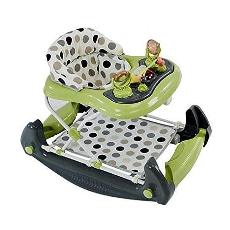 King Baby Andador Balancin Topos.: Amazon.es: Bebé