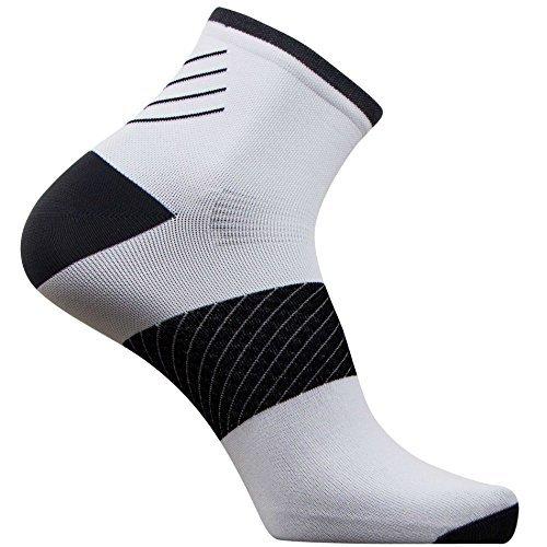 Plantar Fasciitis Sock - Compression Heel / Arch Support,...