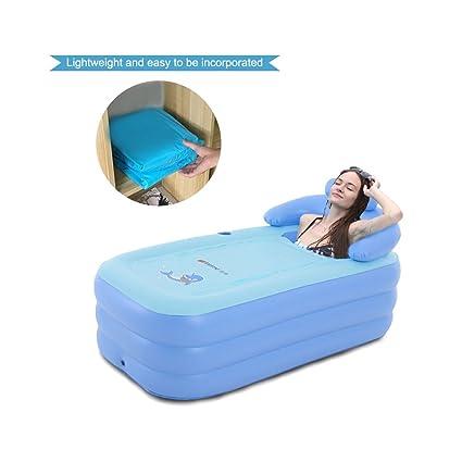Beau EoSaga Inflatable Bath Tub PVC Portable SPA Environmental Bathtub Bathroom  SPA For An Adult With Air