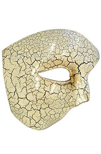 Phantom of the Opera Venetian Masquerade (Make Phantom Opera Costume)