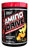 Nutrex Research Amino Drive Supplement, Peach Pineapple, 8.6 Ounce